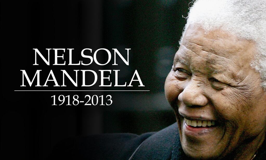 Nelson Mandela – RIP