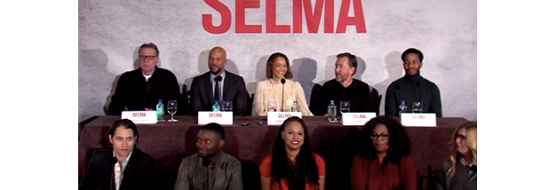 Cast Of Selma!