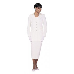 Single Breasted Church Uniform Suit