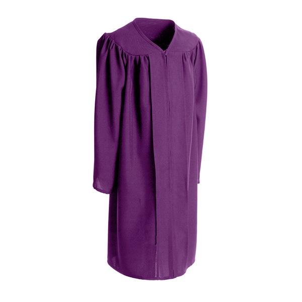 Gradgown Purple