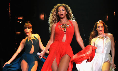 Beyonce Mrs Carter World Tour At V Festival