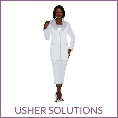 Usher Solutions For Women
